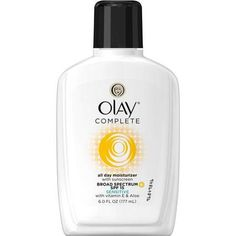 Olay Complete All-Day UV Facial Moisturizer with SPF 15 for Sensitive Skin, 6 fl. oz. - Walmart.com