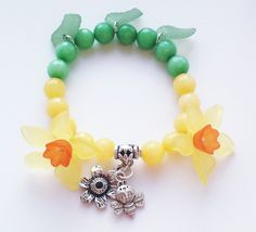 For summer - agate yellow and green