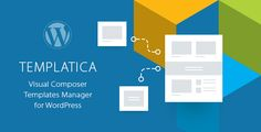 Templatica is lightweight WordPress plugin crafted for creating and managing templates of Visual Composer. Tool allows to manage contents (VC elements, blocks of code etc.) added to the multiple pages/posts/custom post types from single place. Above feature saves a lot of time – instead updating the same content on multiple pages, you can do it from one template. Native WordPress import/export functionality allows to migration templates between systems in easy way without any issues.