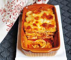 13 szenzációs fogás krumpliból, egyszerűen és olcsón! | Mindmegette.hu Lasagna, Quiche, Food And Drink, Breakfast, Ethnic Recipes, Easy, Facebook, Morning Coffee, Quiches