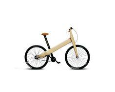 Simple et minimaliste, B2 O est un vélo respectueux de l'environnement. Son cadre et sa fourche, entièrement réalisés à partir de fibre de bambou, valorisent les grandes qualités de résistance de ce matériau naturel dont la croissance est rapide.