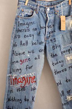 fa85abbf4 Mujeres Vintage Jeans Levi Jeans Levis Jeans Levis 501 para