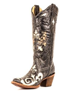 Women's Bone Vintage Lizard Overlay Boot - C2116 and I want this one also in size 10, cuz it's BEAUTIFUL. Thanks God for seeing/hearing this. I'll be looking for it