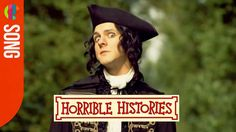Stand and Deliver! Find out about the notable highwayman Dick Turpin in this song in this cool Horrible Histories parody song! For more fun, play CBBC games . Mathew Baynton, Stand And Deliver, Parody Songs, Life In The Uk, Uk Today, Horrible Histories, Learn Art, Story Inspiration