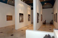 "Exhibition ""Tiqqun - Maria Sobral Mendonça- Municipal Square - Lisbon - 2008 -  Portugal"""