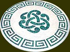 mosaics floors - celtic design - Google Search