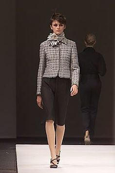 Cerruti Fall 2000 Ready-to-Wear Fashion Show Collection