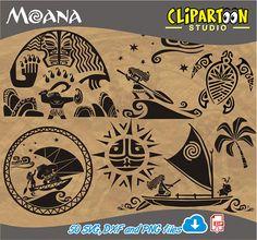 Moana Birthday Party, Moana Party, Birthday Fun, Moana Disney, Maui Tattoos Moana, Minimalista Disney, Moana Cosplay, Maui Moana, Moana Bebe