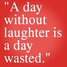 Life full of laughter