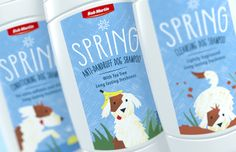 Spring on Packaging of the World - Creative Package Design Gallery