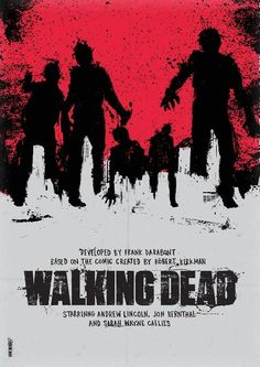The Walking Dead By Daniel Norris | The Walking Dead | Pinterest
