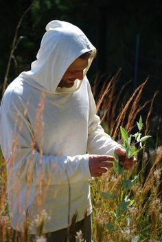 Hoodie for Men in Organic Cotton Hemp Jersey -  Eco Friendly - Sustainable - Organic Clothing: I really want to get one of these for Josh!