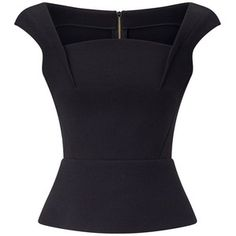 Roland Mouret Abbey Top