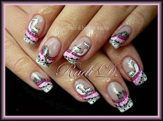 Cats and mice - Nail Art Gallery