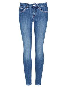 Skinny Leg Denim Jeans | M&S