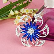 Rolling Flower Brooch(Random Color) – EUR € 4.59