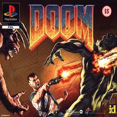 Doom on PS1