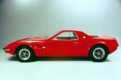 Ford Mustang Mach 2 Concept de 1967