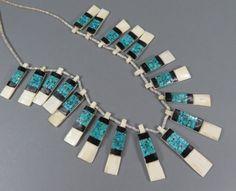 Necklace (vintage) Santo Domingo