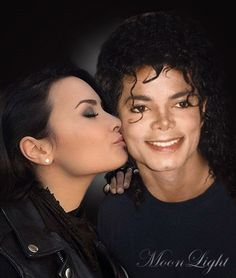 Romantic Photoshop for fans of Michael Jackson by Moon Light