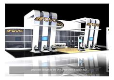 CVG Stand example