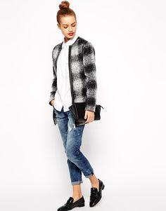 Bild 4 von New Look – Weißes Baumwollhemd