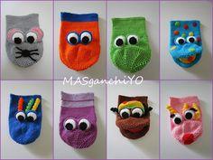 MASganchiYO: Marionetas de mano