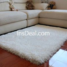 Buy Grassgreen Living Room Carpet Handmade Rug Leaves Floral Design ...