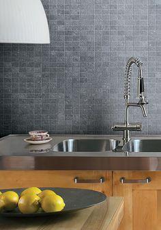 Blue Tech Refin Tiles Interior Design Kitchen Wall Plans
