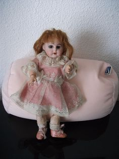Poupée Bleuette EN Porcelaine | eBay