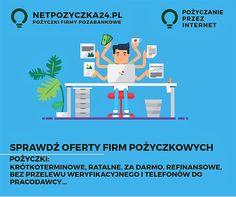 Propozycja netpozyczka24.pl Pożyczki Firmy pozabankowe.