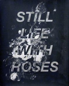 Still Life with Roses Print | Little Paper Planes