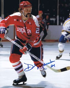 #FREE Dennis Maruk Signed 8x10 Photo! Re-pin and Follow us to WIN!  MemorabiliaStar.com  #ice #deal #sports #display #gifts #frame #player #puck #jersey #FREE #repin #capitals #60goalscorer #WhatToWin