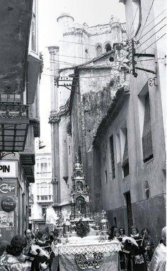 Calle Oliver. Murcia Corpus. foto Tomas