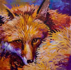 Red Fox by Simon Bull