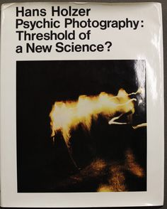 Hans Holzer's Psychic Photography book. Great book to have in the library.