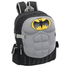 Batman Backpacks and Lunchboxes Back To School Gear Supplies