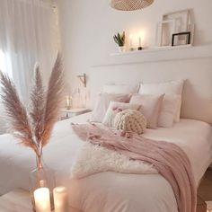 45 Cozy Teen Girl Bedroom Design Trends for 2019 Page 33 of 45 Cozy bedroom; The post 45 Cozy Teen Girl Bedroom Design Trends for 2019 Page 33 of 45 appeared first on Bedroom ideas. Home Decor Bedroom, Living Room Decor, Modern Bedroom, Contemporary Bedroom, Diy Bedroom, Stylish Bedroom, Bedroom Romantic, Blush Bedroom Decor, Blush Pink Bedroom