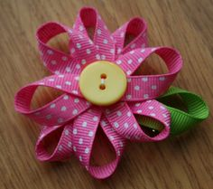Hair bow instruction | Hair bows