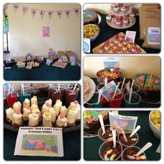 Peppa pig party theme ideas :)