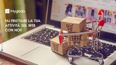 L'emergenza Covid-19 ha dimostrato che non ci sono ostacoli o vincoli quanto alla tipologia di prodotti che possono essere venduti online.💻 Fai fruttare la tua attività sul web, con noi!❤️🤝 #mygladix #ieribene #oggimeglio #domanispeciale #comunicare #web #internet #online E Commerce, Internet, The Unit, Marketing, News, Business, Ecommerce, Store, Business Illustration