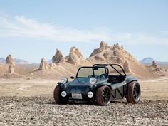 1970 Meyers Manx Buggy Front View - always liked dune buggies - probably because I wanted to live at the beach!