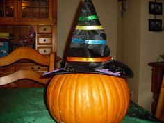Witches hat.  For this mission, I received a 36-Pack of BIC Mark-It™ Permanent Markers for free from Smiley360.