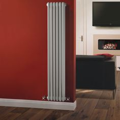 Milano Windsor radiators - slim but high btu