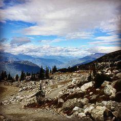 Reposting @tibzy3: More #beautifulviews from #blackcombmountain #alpinewalk #blueskies #freshair #nature #trees : : : #peak2peak #blackcomb #hiking #mountains #whistlerbc #explorewhistler  #explorebc #hellobc #britishcolumbia #bcisbeautiful #canada🇨🇦 #mybeautifuldestination #ohcanada #canadaeh #travel #life #liveit #loveit #mycanadianphotos