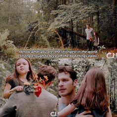 The Originals: Klaus and Hope | Awww #Klope moments are the best
