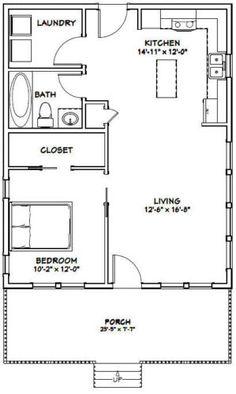 floor plan under 500 sq ft standard floor plan one bedroom rh pinterest com average 1 bed apartment size