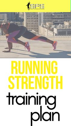 Running strength training plan This is a 4 week strength training for running plan that will help reduce injuries and boost running speed. You will learn some of the best strength training exercises for running and how to do them. Strength Training For Beginners, Strength Training For Runners, Strength Training Program, Training Schedule, Strength Workout, Training Programs, Training Tips, Strenght Training, Flexibility Training