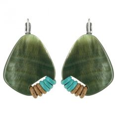 Boucles d'oreilles Salamanque