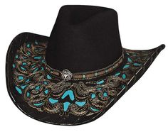 Bullhide Taking My Chances Wool Cowgirl Hat available at #Sheplers